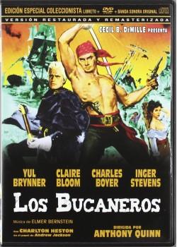 LOS BUCANEROS (DVD + CD)