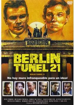 BERLIN TUNEL 21 (DVD)