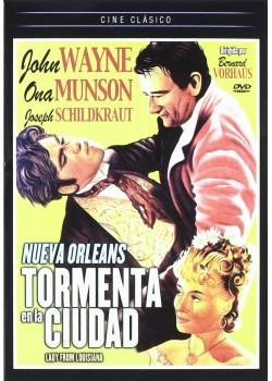 TORMENTA EN LA CIUDAD (DVD)