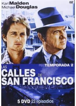 LAS CALLES DE SAN FRANCISCO: TEMPORADA 2 (DVD)