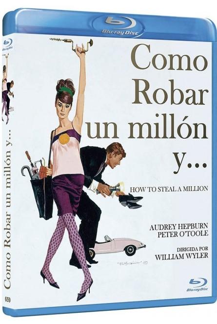 CÓMO ROBAR UN MILLÓN Y (BLU-RAY)