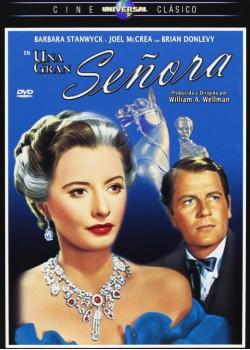 UNA GRAN SEÑORA (DVD)