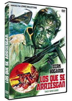 LOS QUE SE ARRIESGAN (DVD)