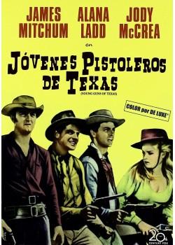 Jóvenes Pistoleros De Texas [DVD]