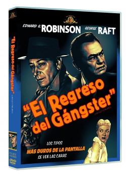 EL REGRESO DEL GÁNGSTER (DVD)