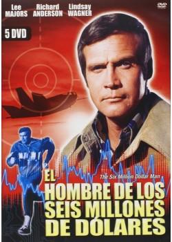 EL HOMBRE DE LOS SEIS MILLONES DE DOLARES (DVD)