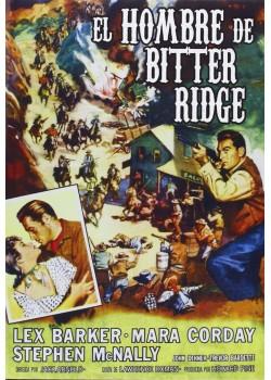 EL HOMBRE DE BITTER RIDGE (DVD)