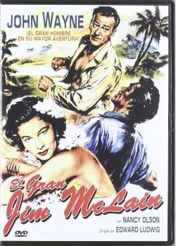 EL GRAN JIM MCLAIN (DVD)