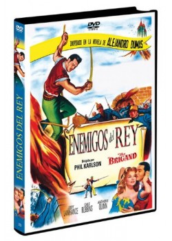 ENEMIGOS DEL REY (DVD)