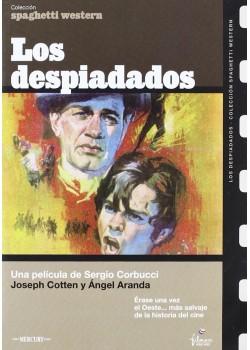 LOS DESPIADADOS (DVD).