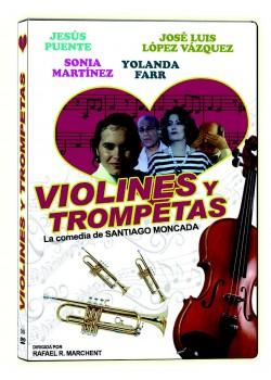 VIOLINES Y TROMPETAS (DVD)