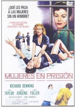 MUJERES EN PRISION (DVD)
