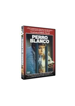 PERRO BLANCO (DVD) (En papel)