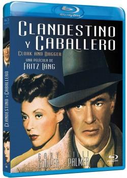 CLANDESTINO Y CABALLERO (BLU-RAY)