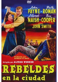 REBELDES EN LA CIUDAD (DVD)