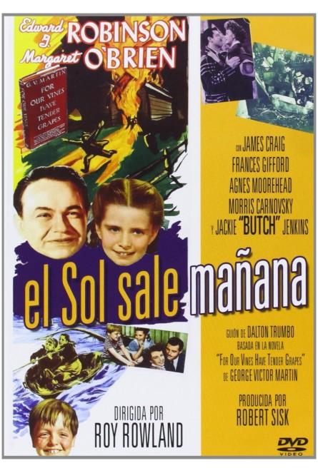 EL SOL SALE MAÑANA (DVD)