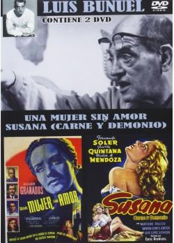DOBLE LUIS BUÑUEL (DVD)