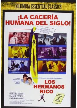 LOS HERMANOS RICO (DVD)