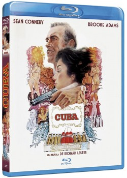 Cuba BD  [Blu-ray]