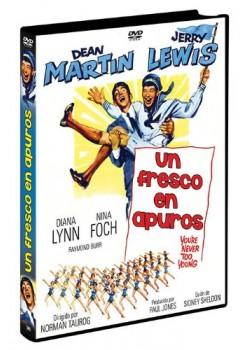 UN FRESCO EN APUROS (DVD)