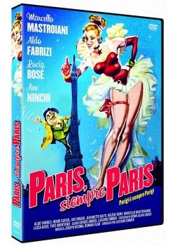 PARIS SIEMPRE PARIS (DVD)