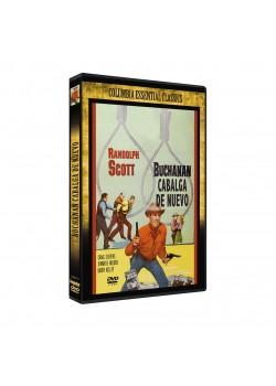 BUCHANAN CABALGA DE NUEVO (DVD)