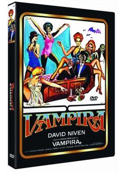 VAMPIRA (DVD)