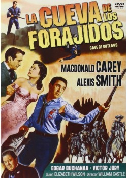 LA CUEVA DE LOS FORAJIDOS (DVD)