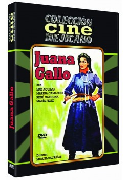 JUANA GALLO (DVD)