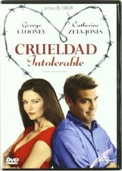 CRUELDAD INTOLERABLE (DVD)