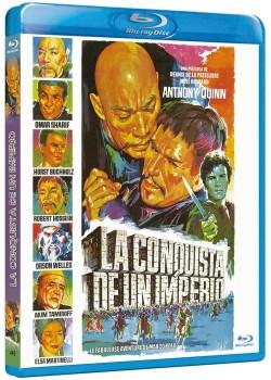 LA CONQUISTA DE UN IMPERIO (BLU-RAY)