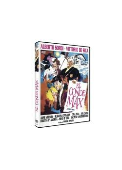 EL CONDE MAX (DVD)