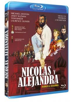 NICOLAS Y ALEJANDRA (BLU-RAY)