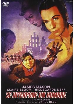 SE INTERPONE UN HOMBRE (DVD)