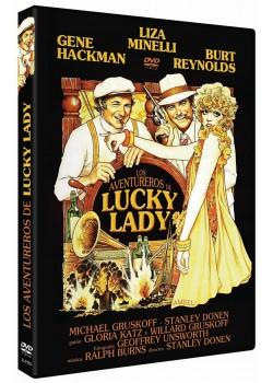 LOS AVENTUREROS DE LUCKY LADY (DVD)