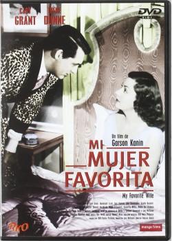 MI MUJER FAVORITA (DVD)