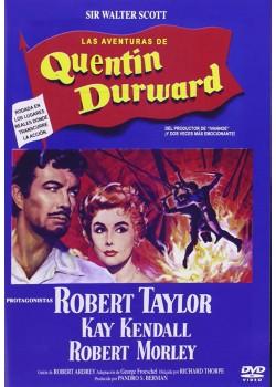 LAS AVENTURAS DE QUENTIN DURWARD (DVD)