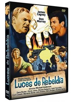 LUCES DE REBELDIA (DVD)