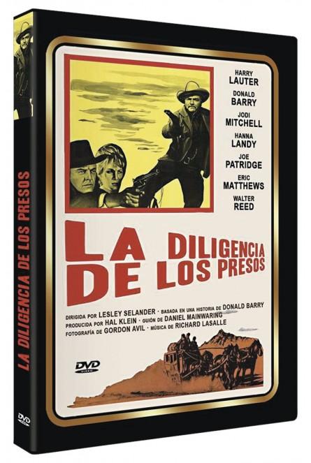 LA DILIGENCIA DE LOS PRESOS (DVD)