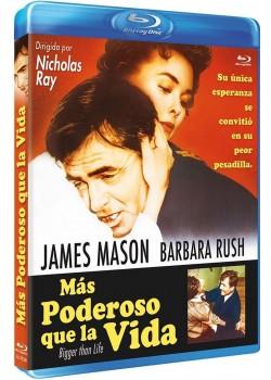 Más Poderoso Que La Vida [Blu-ray]