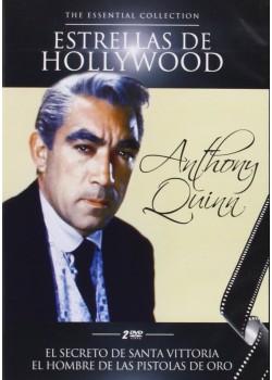 Colección Estrellas De Hollywood: Anthony Quinn [DVD]