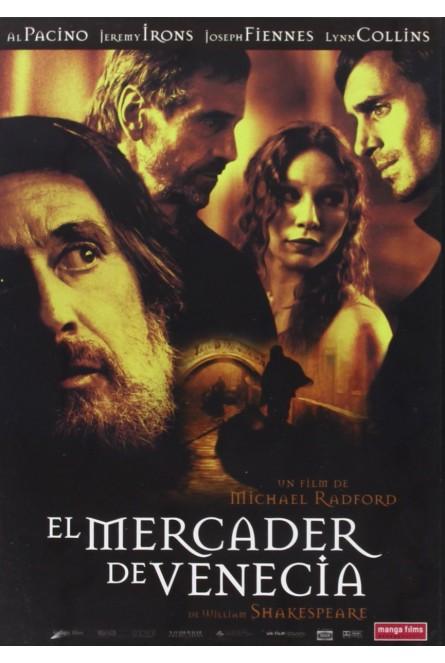 EL MERCADER DE VENECIA (DVD)