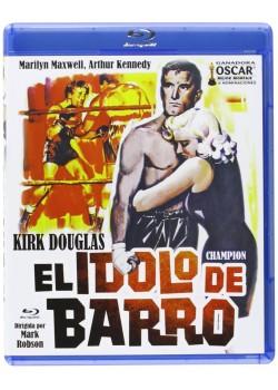 EL IDOLO DE BARRO (BLU-RAY)