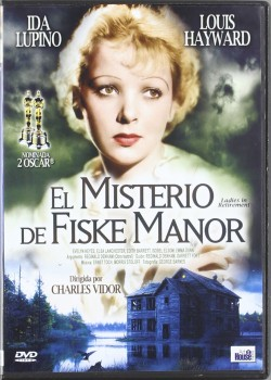 EL MISTERIO DE FISKE MANOR (DVD)