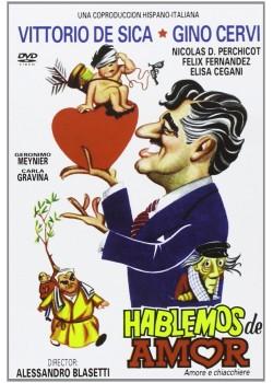 HABLEMOS DE AMOR (DVD)