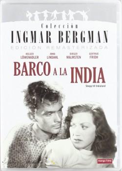 BARCO A LA INDIA (DVD)