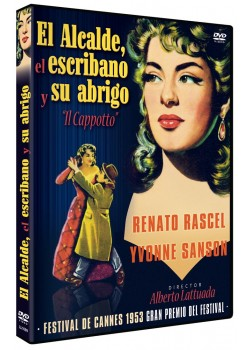 EL ALCALDE EL ESCRIBANO Y SU ABRIGO (DVD)