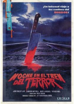 NOCHE EN EL TREN DEL TERROR (DVD)