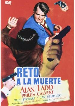 RETO A LA MUERTE (DVD)