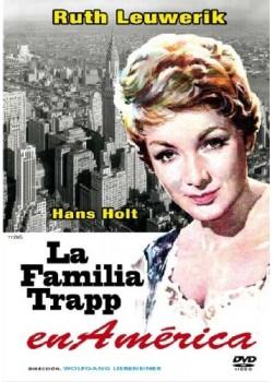 LA FAMILIA TRAPP EN AMERICA (DVD)